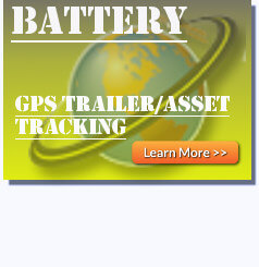 GPS Trailer/Asset Tracking