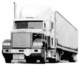 Semi Truck Trailer Tracking