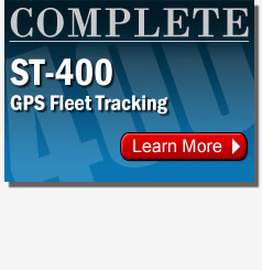 ST-400 GPS Fleet Tracking