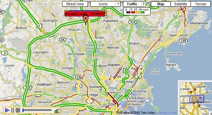 Live Traffic View