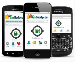 Gas Buddy Mobile Application