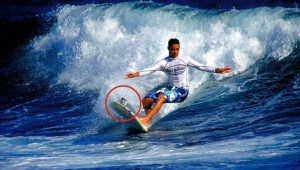 surfer with cam