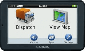Dispatch screen