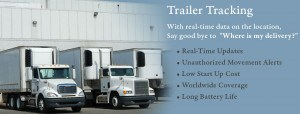GPS Trailer Tracking