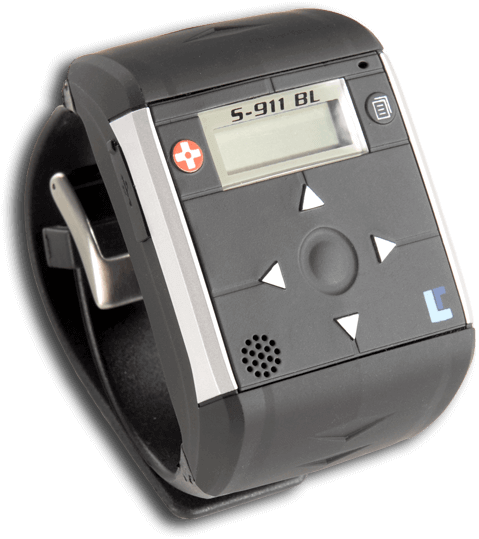 Law Enforcement GPS Tracking Bracelet