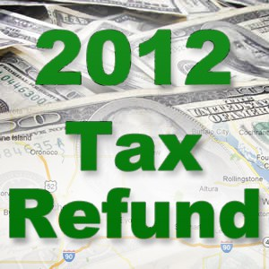 2012 Tax Refund GPS Fleet Tracking System