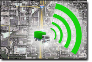 Active Passive GPS Tracking Difference