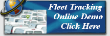 Fleet Tracking System Demo