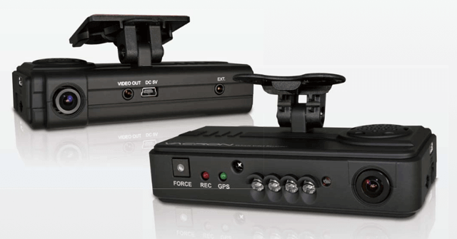 HD 2 channel Fleet camera system